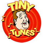 Tiny Tunes Mobile Music Logo